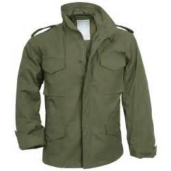 m65 field jacket military coat army mens combat parka