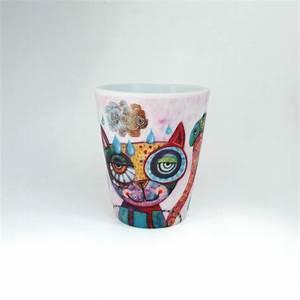 Tasse à Café Originale : tasse caf originale service allen design ~ Teatrodelosmanantiales.com Idées de Décoration