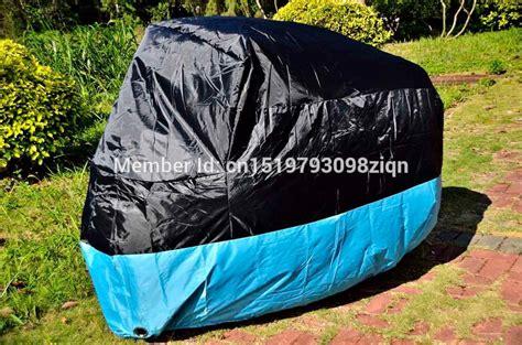 Motorcycle Cover Waterproof Outdoor Uv Protector Bike Rain