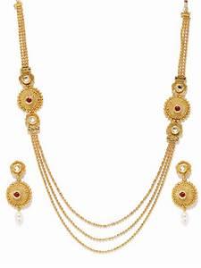 Gold Necklace Jewelry | www.pixshark.com - Images ...