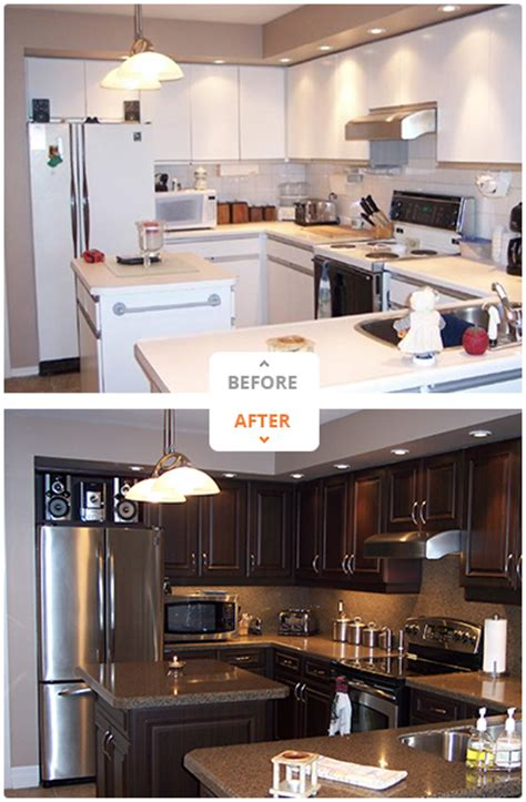Cabinet Refacing Cost by The Real Cost Of Kitchen Cabinet Refacing Kitchen Gallery