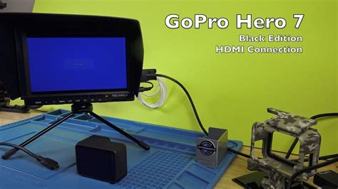 gopro hero hdmi connection youtube