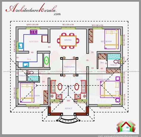 famous ideas  kerala model nalukettu house plan