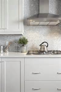 modern kitchen backsplash ideas for cooking with style - Hexagon Tile Kitchen Backsplash