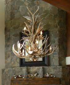 mad river antler elk mule deer antler chandelier 225