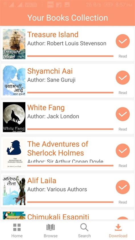 Ebook Reader  Your Free Audio Ebook Library Android
