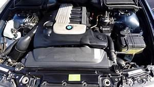 Motor Bmw E39 - 525d  2002