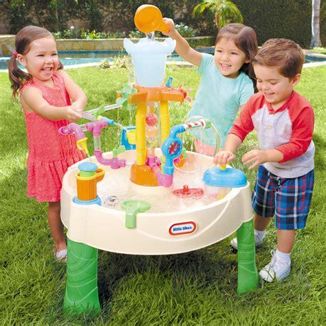 little tikes fountain factory water table fun zone fountain factory water table for kids little tikes