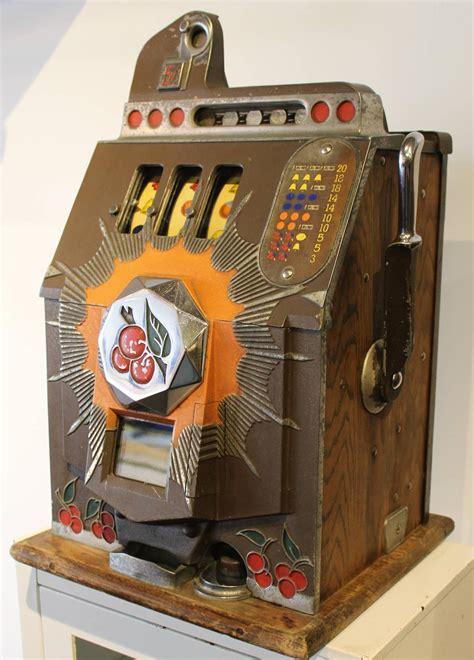 mills slot machine bursting cherry deco for sale at