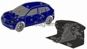 Fuse Box Volkswagen Touareg 2010