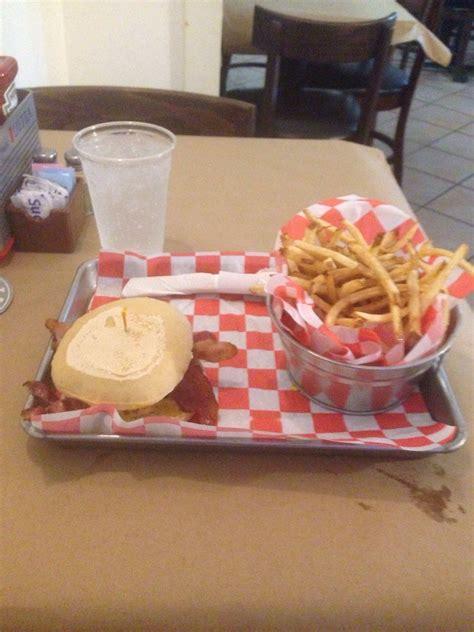 jag beer burger bowery burgers  fairmont ave