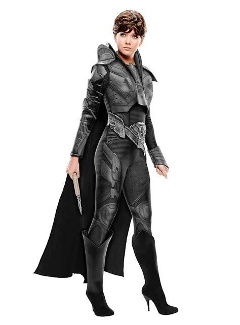 man  steel faora armor costume maskworldcom