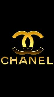 Chanel gold logo wallpaper by societys2cent - 4b - Free on ...