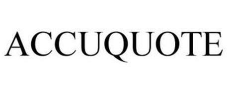 ACCUQUOTE Trademark of Unleashed Technologies, LLC. Serial ...