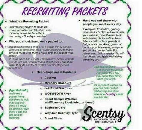 recruiting packets httpbriannaclarkscentsyus