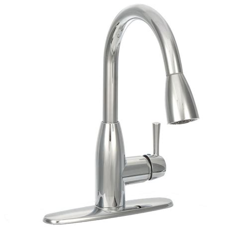 american standard fairbury kitchen faucet american standard fairbury single handle pull sprayer