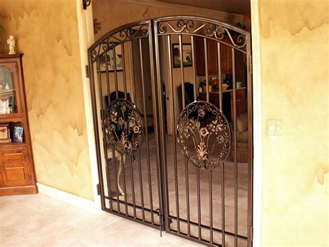 interior gates home interior gates custom made to order from wrought iron or
