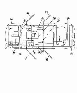 2004 Chrysler 300 Wiring  Sunroof  Trim   All Trim Codes   Body  Power  Mopar  Electrical