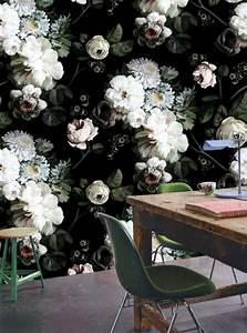 le papier peint en 52 photos pleines d39idees With marvelous sol gris quelle couleur pour les murs 10 papier peint pour couloir comment faire le bon choix