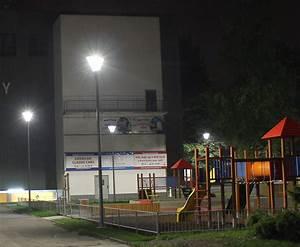 Výpočet venkovního osvětlení