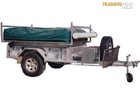 Boat Accessories Underwood by 7x4 Trailer Cers For Sale In Underwood Qld 7x4