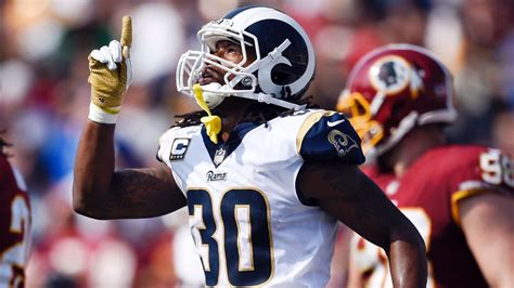 big money means bigger expectations  rams todd gurley