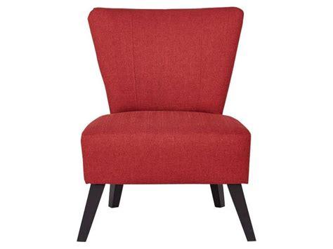 fauteuil igor coloris rouge vente de fauteuil