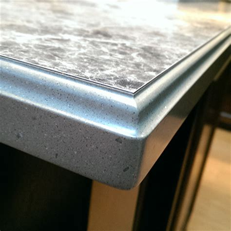 comptoir cuisine corian bordures de comptoir cuisi meuble sm inc