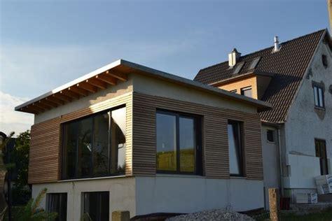 Hausanbau Mit Flachdach by Bildergebnis F 252 R Fassade Haus Mit Anbau Umbau Haus