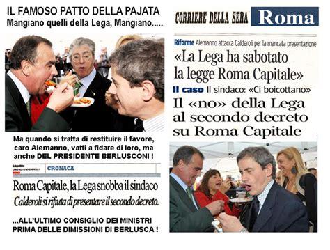 Ultimo Consiglio Dei Ministri by Tg Roma Talenti Nonostante Il Celebre Cosiddetto Quot Patto