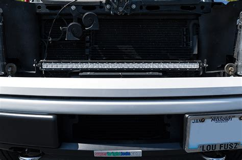 ford f 150 09 2014 grille led light bar mounts