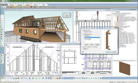 logiciel architecture professionnel logiciel bim ossature bois et architecture envisioneer construction bois