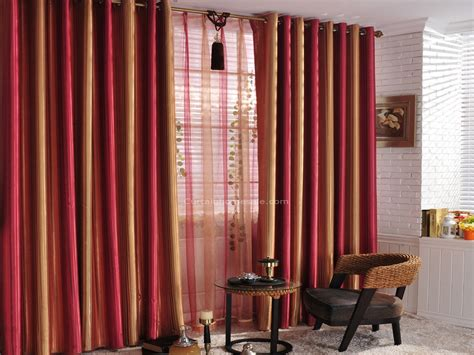 Short Kitchen Curtains Window Curtains And Drapes Black And White Striped Curtains Striped Red Curtains Living Room