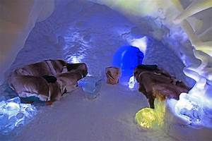 The Highest Igloo Hotel In The Alps - EALUXE.COM