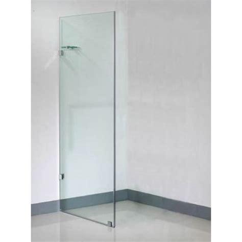 Frameless Glass Shower Screens   Shower Screen Single