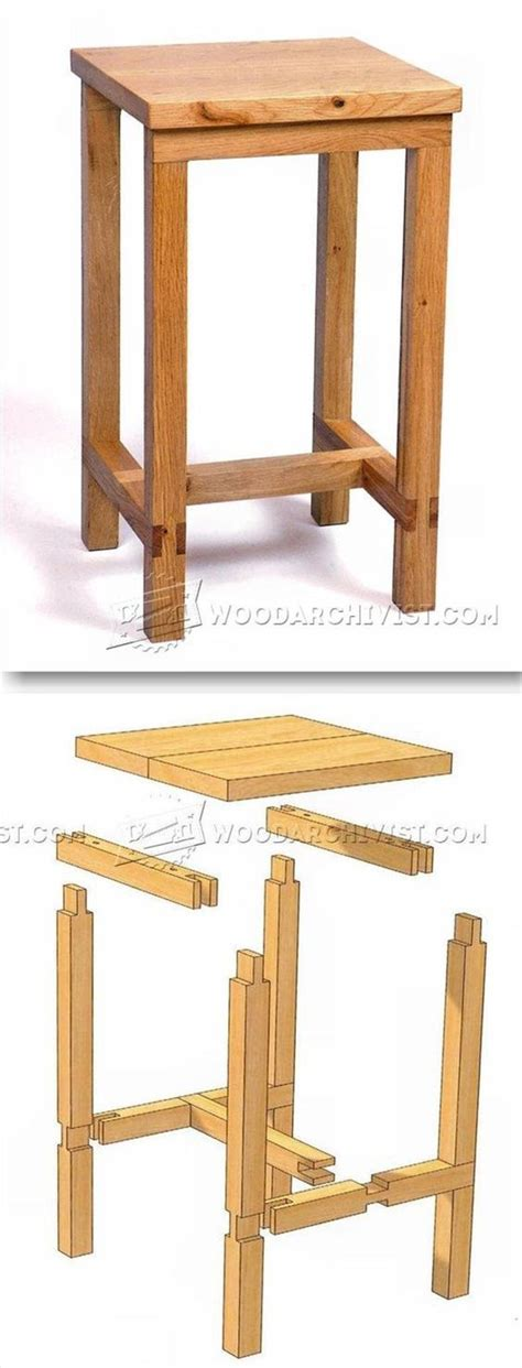 Workbench Stool Plans 25 Best Ideas About Workbench Stool On