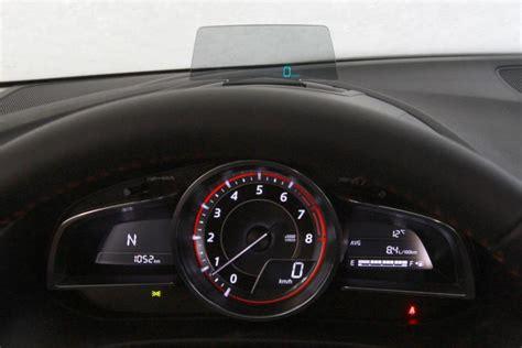 Mazda 3 Sport 2016 Rpm