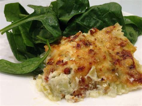 cuisine courgettes gratin gratin de ravioles aux courgettes papa en cuisine