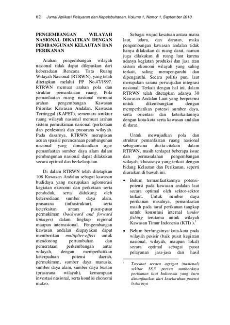 5 mudiyanto kebijakan dan program pembangunan bidang