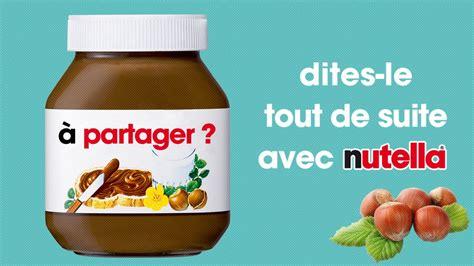 pots de nutella personnalise nutella personnalise ton pot html5