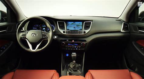 Hyundai Ix35 Interni Foto Nuova Hyundai Tucson Ix35 2016 Immagini Interni