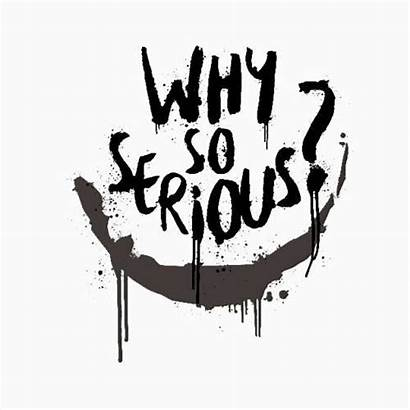 Serious Why Svg Joker Clipart Sharing Cnc