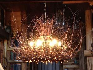 Cold, Mountain, Rustic, Chandelier, Lighting, By, Craftygeminicreation