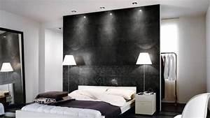 Dressing Derrière Tete De Lit : cloison tete de lit id es suite parentale pinterest ~ Premium-room.com Idées de Décoration