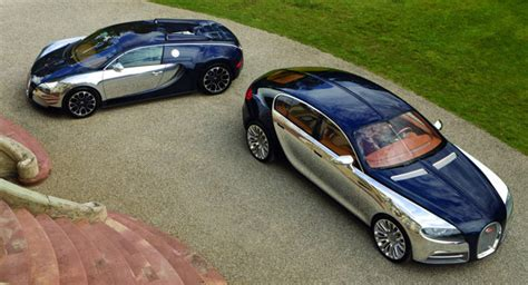Bugatti Boss Says There Won't Be A Superveyron Or Four