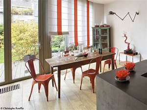 idee deco salle a manger mur With deco mur salle a manger