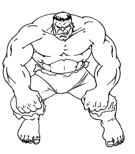 HD wallpapers coloriage de hulk gratuit