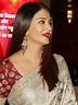 Aishwarya Rai Bachchan looks like a dream in a Sabyasachi ...