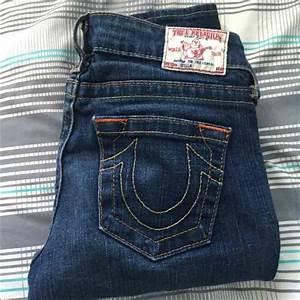 86% off True Religion Pants - Authentic True Religion ...
