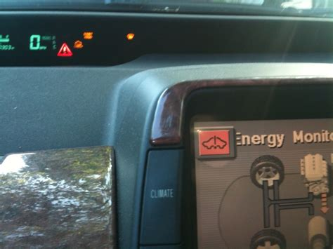 prius warning lights exclamation point toyota prius warning lights red exclamation point